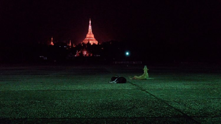 Yangon Midnight